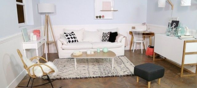 1000+ ideas about Deco Salon Scandinave on Pinterest ...