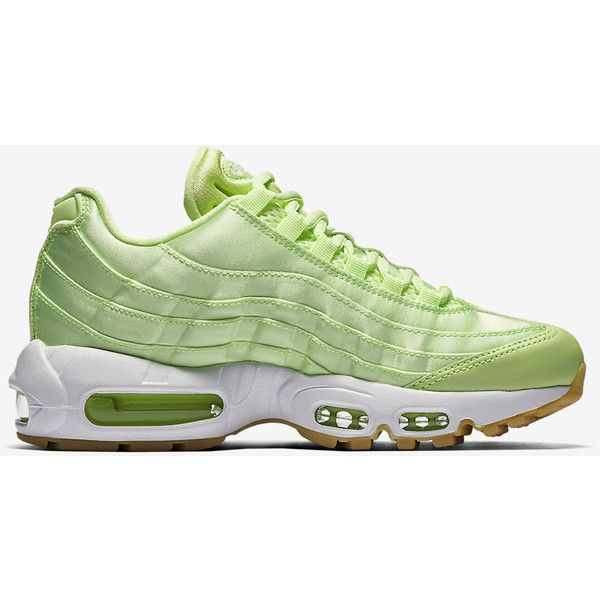 Nike Air Max 95 QS Women's Shoe. Nike.com ($170) ❤ liked on Polyvore featuring shoes, nike, nike shoes and nike footwear