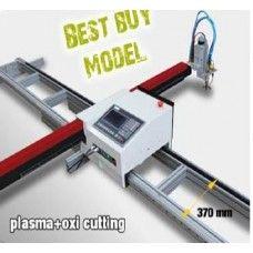 Axis India Arc Voltage Hight Control Portable CNC Cutting Machine, Ax1525