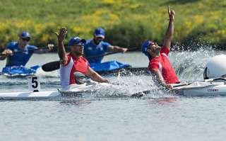 Reinier Torres - Jorge Garcia - Canoe / Kayak Sprint - Men K2 1000m - Cuba