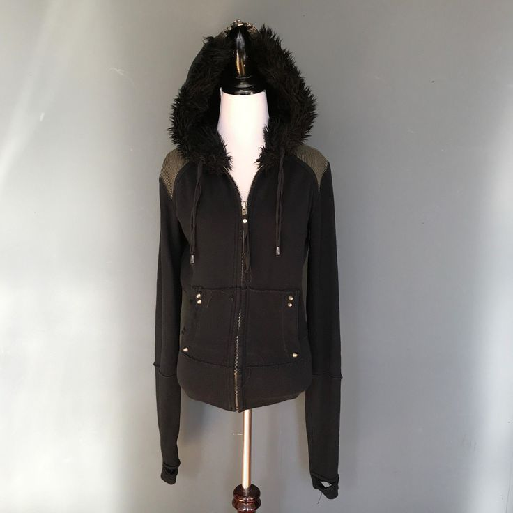 LIP SERVICE Zero Visibility hoodie #73-235
