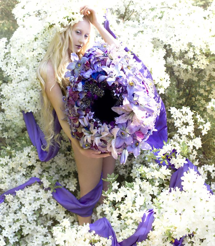 The Lullaby of May from the Wonderland series by Kirsty Mitchell