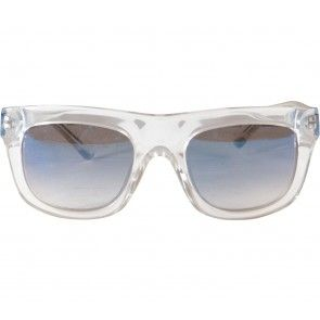 Marc Jacobs Blue And Transparent  Sunglasses