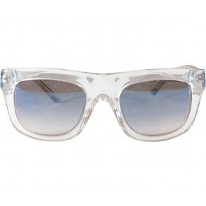Marc Jacobs Blue And Transparent  Sunglasses