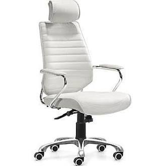 Enterprise High Back Office Chair White