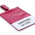 Pantone Luggage tag