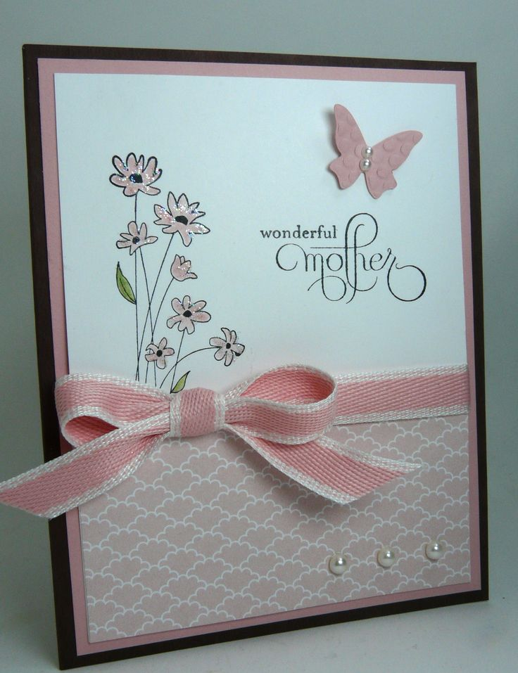 Mother's Day Cards | I Stamped That!