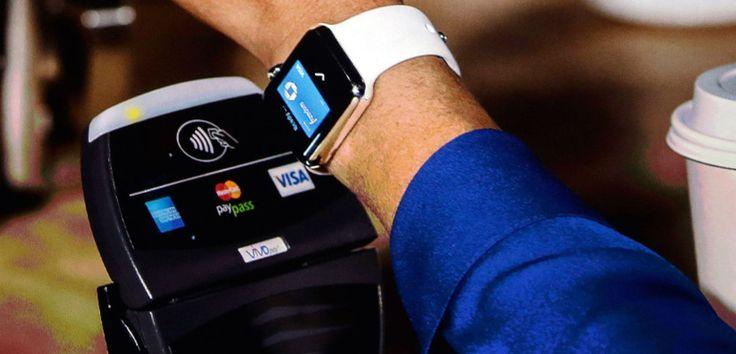 Apple Pay estará en el Apple Watch de mañana…