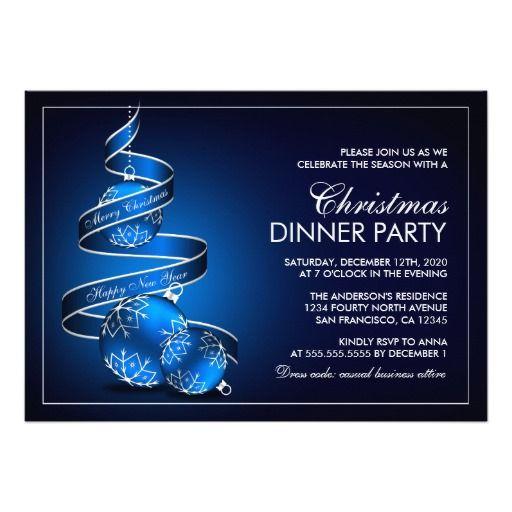 Best 25+ Christmas dinner invitation ideas on Pinterest Dinner - dinner party invitations templates
