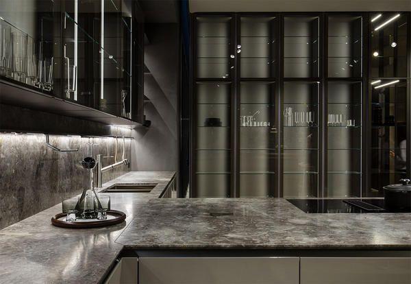 Le cucine moderne ad Eurocucina 2018 in Fiera a Milano ...