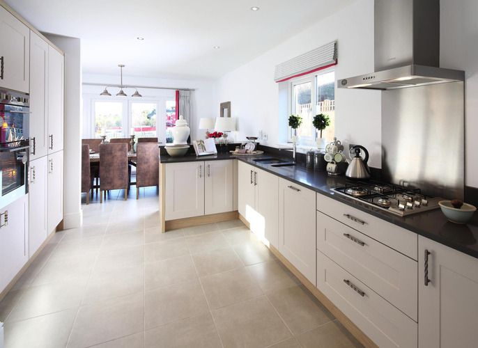 26 best very me very redrow images on pinterest bridges for Perfect kitchen harrogate