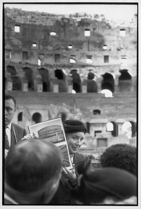 Rome, Italy 1959 - Henri Cartier-Bresson