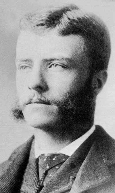 Young Theodore Roosevelt, Jr