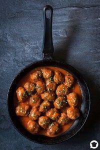 Albóndigas-spaanse-gehakballetjes-tomatensaus-recept