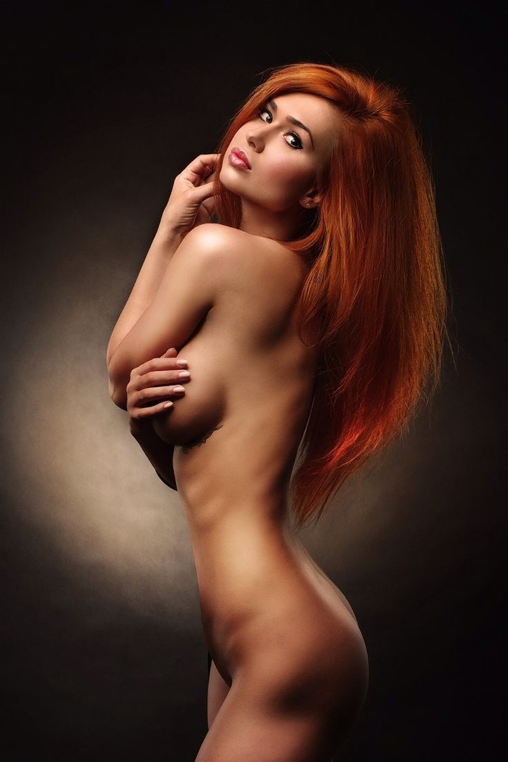 Think, that beautiful nude red headed women