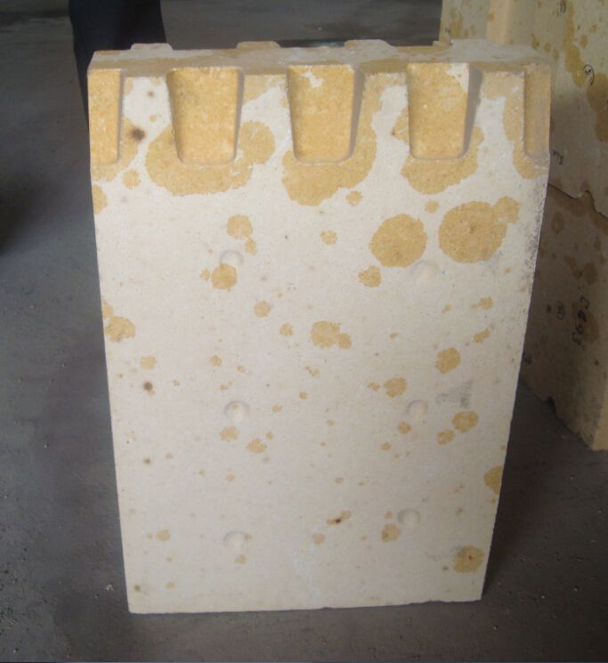 Hot selling glass furnace refractory brick silica brick with low price, View…