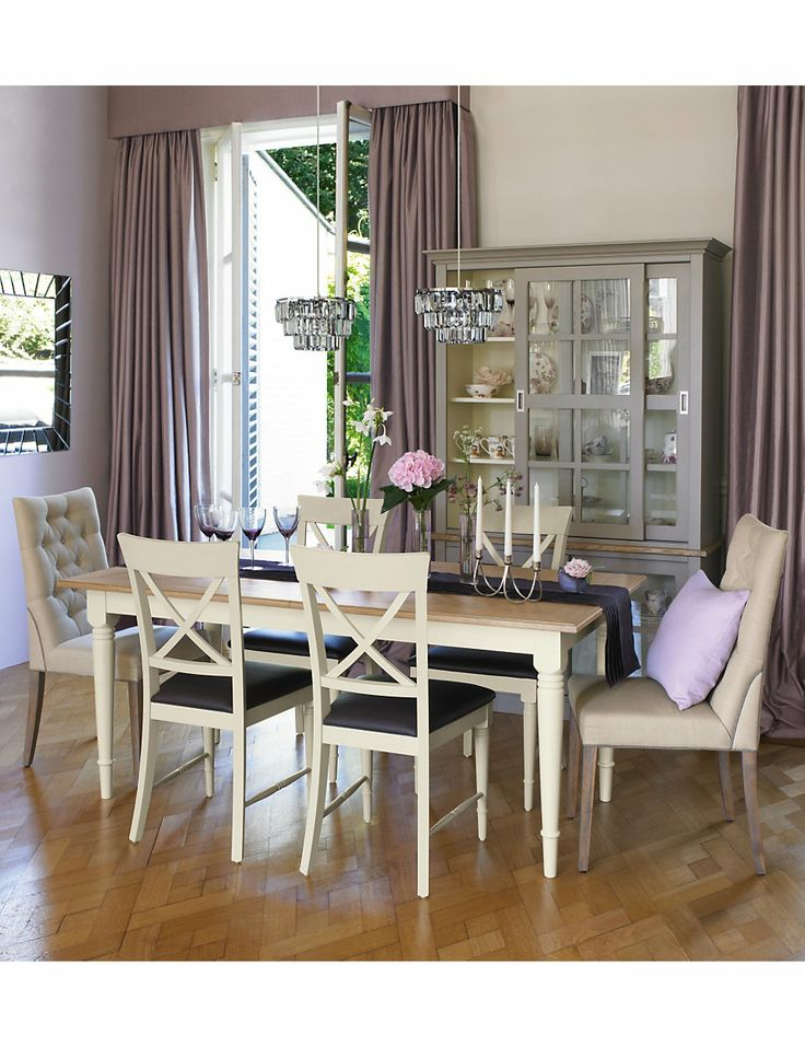 Greenwich Dining Table | M&S