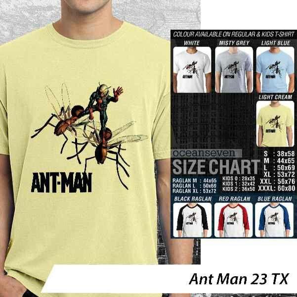 Ant Man 23 TX