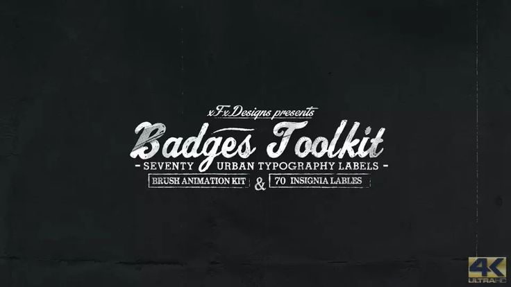 After Effects Template - 70 Grunge Titles & Logo Pack, Brush Toolkit on Vimeo