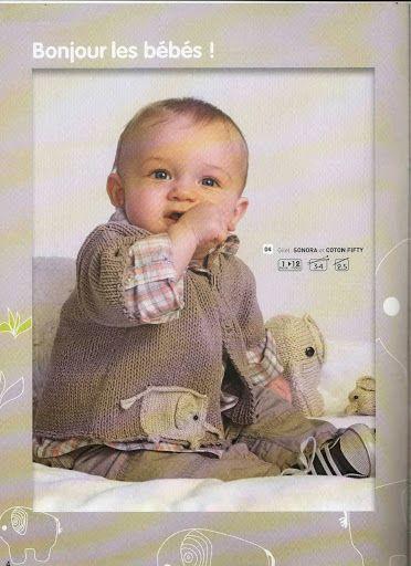BDF Tricot de 0 à 10 ans - Les tricots de Loulou - Picasa Albums Web