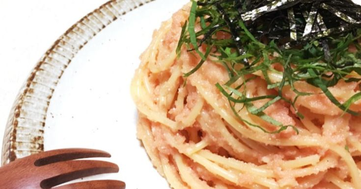 和風♪たらこパスタ♡ by mii♡cafe [クックパッド] 簡単おいしいみんなのレシピが259万品