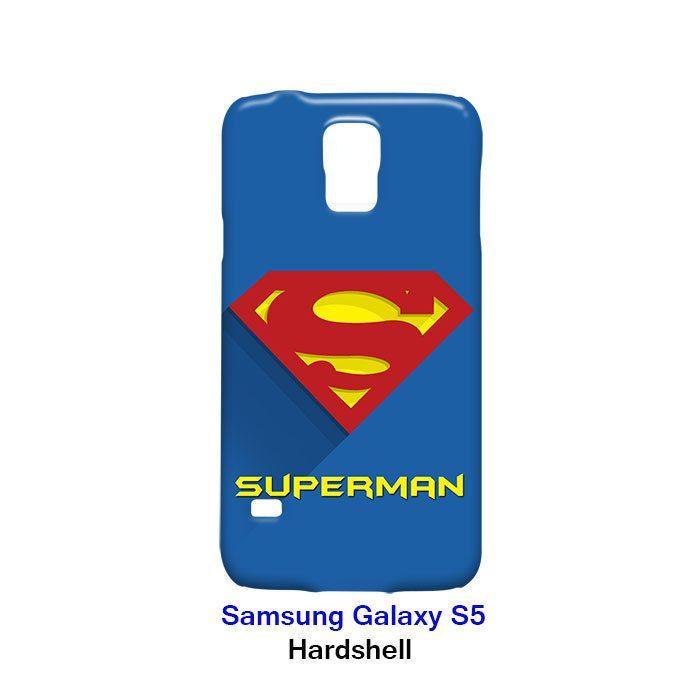 Superman Superhero Samsung Galaxy S5 Hardshell Case