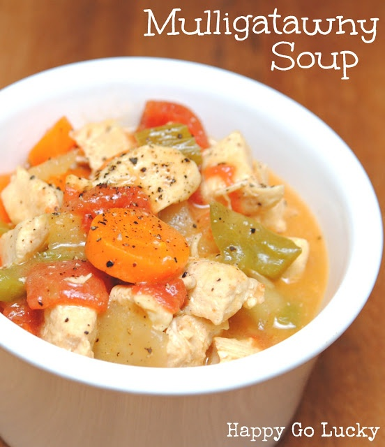 Mulligatawny soup | What's for Dinner? | Pinterest