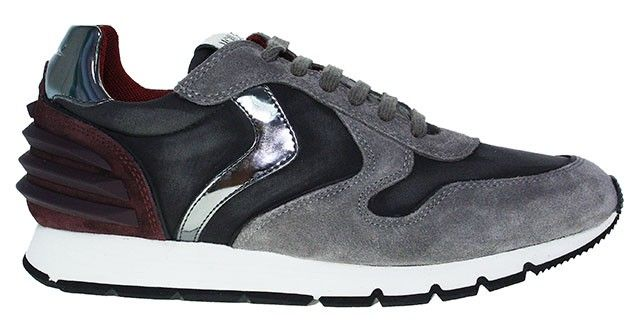 Voile Blanche   Julia Power Sneaker   grau