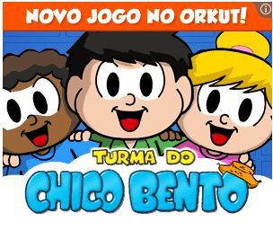 HOTARU NO HIKARI: Novo jogo: Turma do Chico Bento