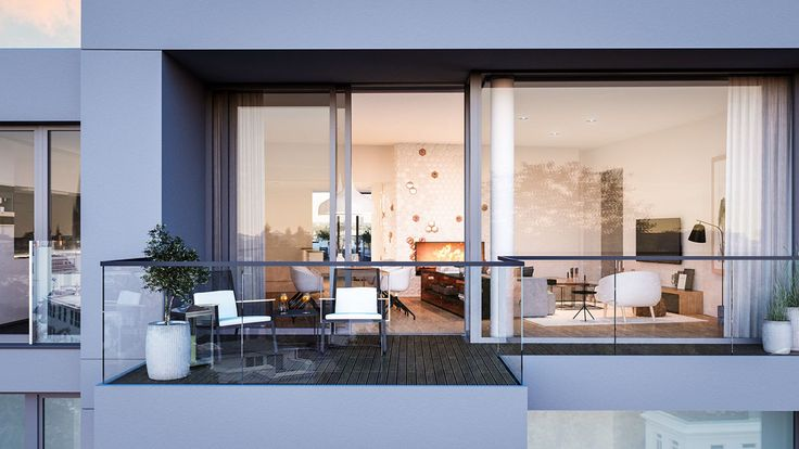 Medio.Mittelweg   The Penthouse on Behance