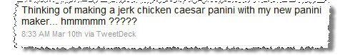Recipe: Jerk Chicken Panini with Pineapple-Black Bean Salsa | Panini Happy®