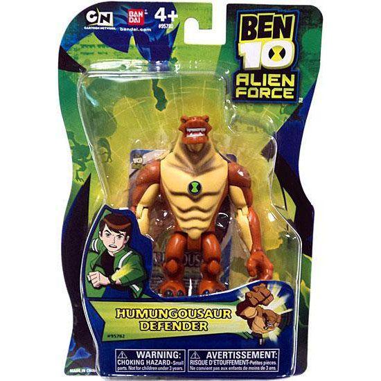 Ben 10 Alien Force Action Figure - Humungousaur Defender (no mini alien), 39.9  #actionfigure #ben10 #ben10alienforce #humungousaur