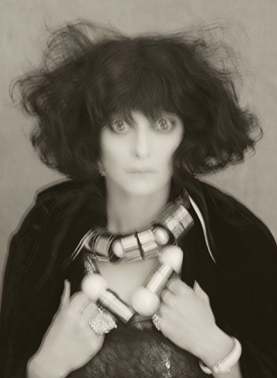Tilda Swinton as Marchesa Casati by paolo raversi