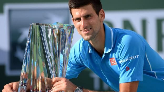 Men's tennis rankings - BBC Sport