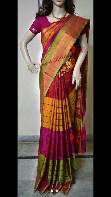 http://devihandlooms.com/shop/product/uppada-multi-color-uppada-pure-silk-saree-with-gold-border/