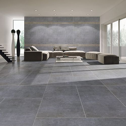 These Blue Grey Limestone Effect Porcelain Tiles Are Stunning And Create A Real Impact Both Inside