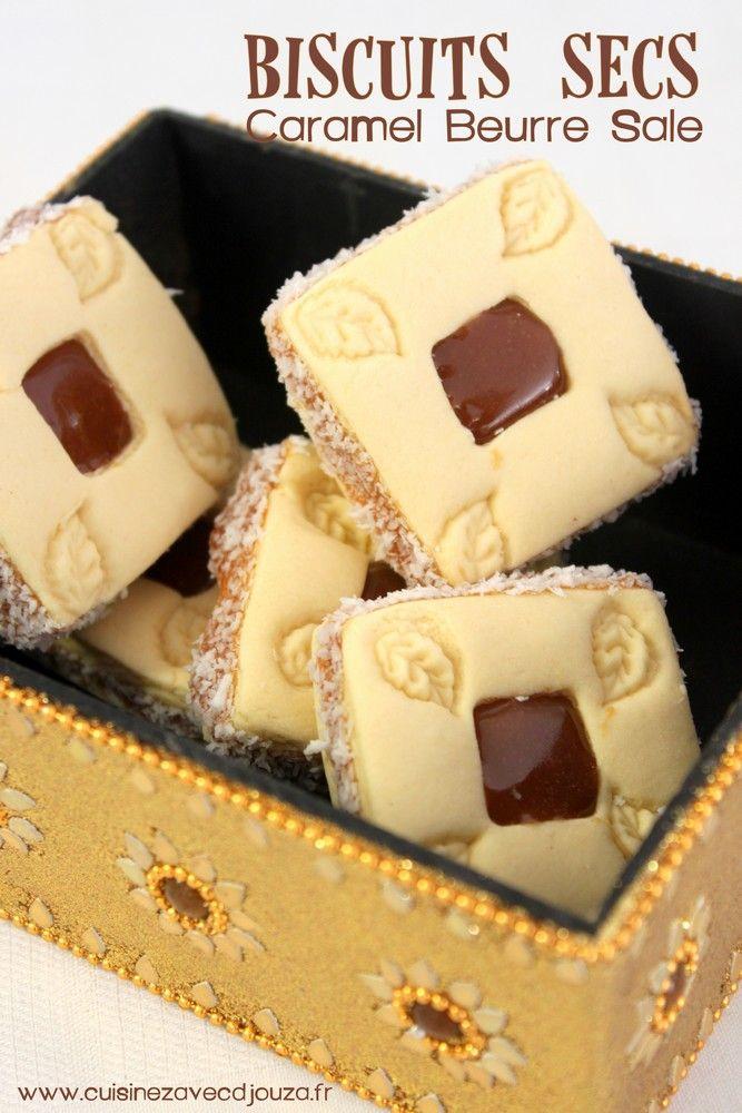 Gateaux secs caramel beurre sale