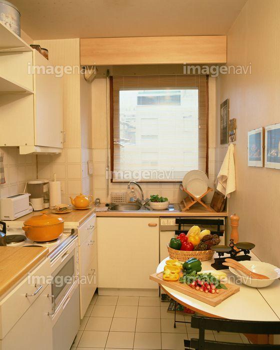 パリのアパルトマン キッチン 野菜】の画像素材(70000949) | 写真素材 ... 【イメージナビ】パリのアパルトマン キッチン 野菜