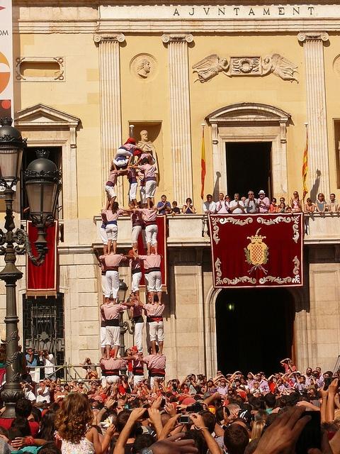 Festa de Santa Tecla 2012  Tarragona