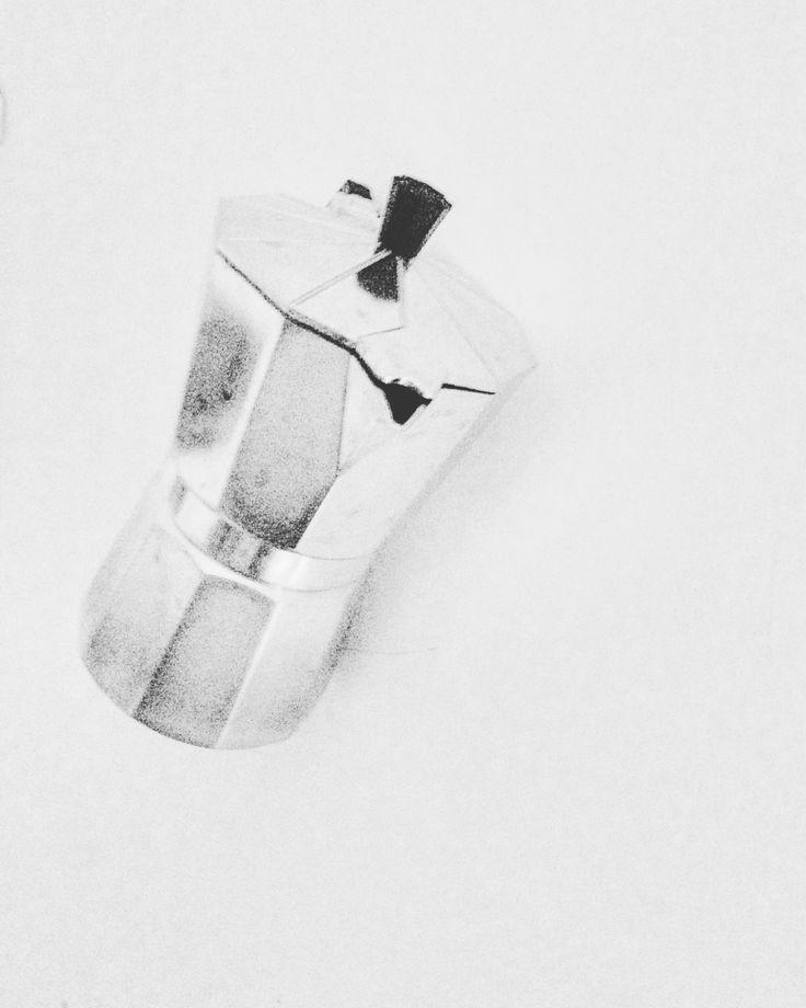 moka pot coffee #mokapot #kopi #manualbrewing
