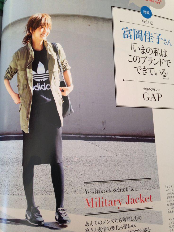 富岡佳子 STORY