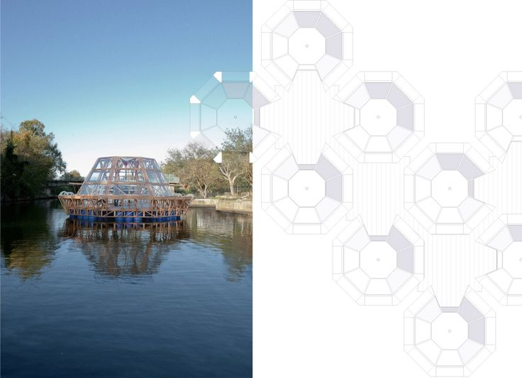 Hellufish barge, a project by Pnat, Linv and Studiomobile. From http://www.platformgreen.org #plants #platformgreen #ecology #environment #sustainability #natura #nature #studiomobile #pnat #linv #agriculture #water