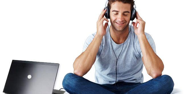 App de Rádio dos EUA para treinar seu Listening