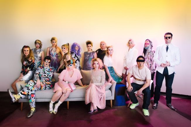 This 5-Year-Old Agency Just Did a Photo Shoot Imagining Its 50th Birthday in…