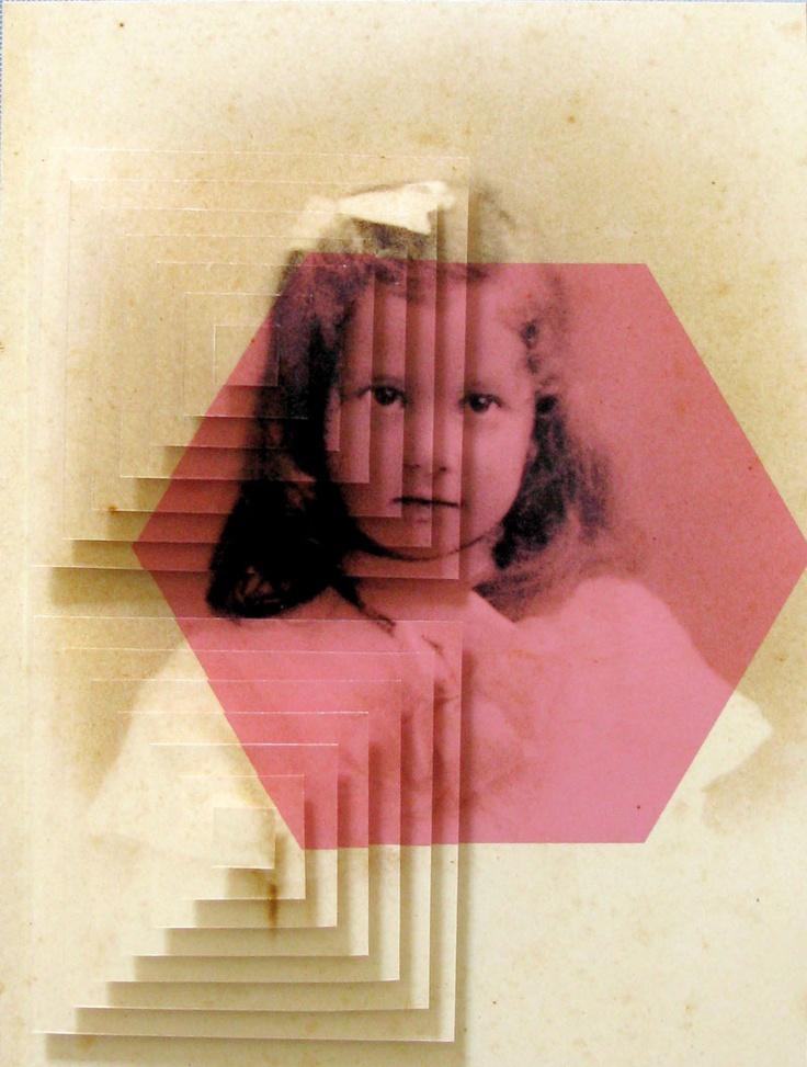 Alfred Drago Rens - Ritratti di famiglia - Mimmi  1 -  2012 (Galleria l'Affiche, milano)