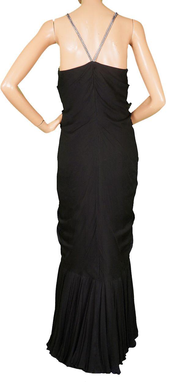 travilla mode vintage robe fourreau pliss e froiss e tour de cou bijoux ann es 70. Black Bedroom Furniture Sets. Home Design Ideas