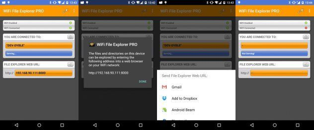 WiFi File Explorer PRO v1.9.5 APK is Here ! [LATEST]