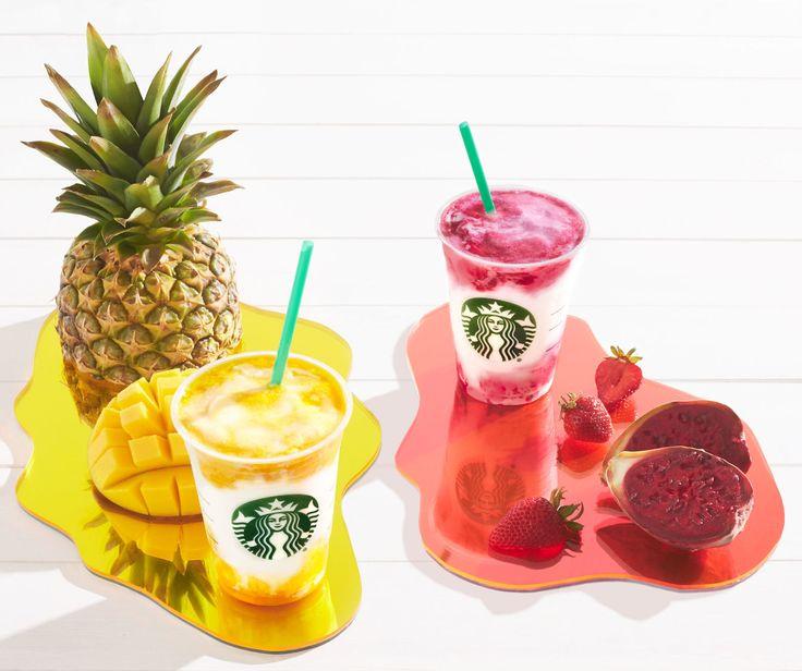 Starbucks Unveils Its Craziest Frappuccino Flavors Yet