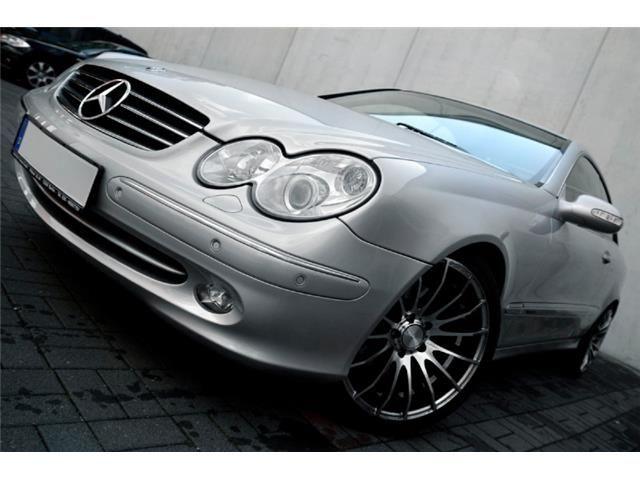 "Mercedes-Benz CLK 320 CLK Coupe 320 Elegance Navi Xenon 18"" MEC Auspuff Gebrauchtwagen, Benzin, € 6.990,- in Berlin"