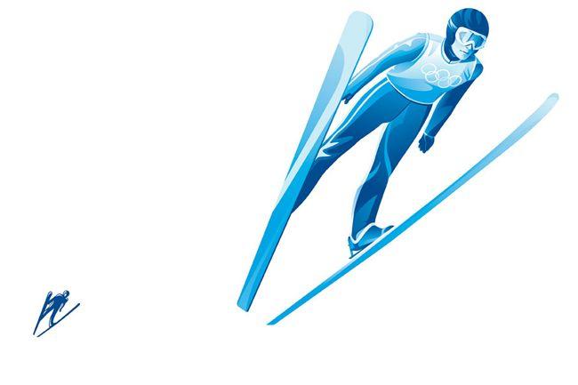 Vancouver 2010 Winter Olympics, VANOC COVAN, graphic identity, environmental graphics, Leo Obstbaum